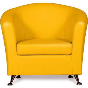 Кресло СМК Бонн 040 1х к/з Фалкон 12 GL желтый диван смк бонн 040 2х к з орегон 3023 беж page 3