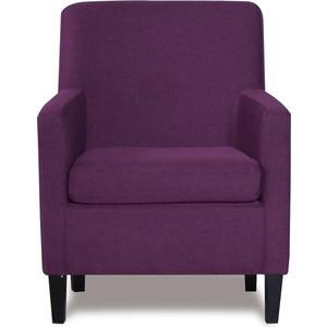 Кресло СМК Гамбург 316 1х 195 фиолетовый