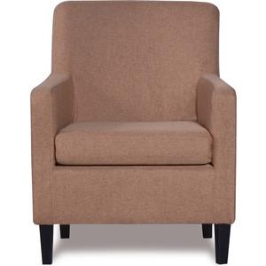 Кресло СМК Гамбург 316 1х 200 коричневый
