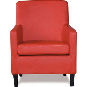Кресло СМК Гамбург 316 1х 126 красный