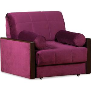 Кресло-кровать СМК Орион 084 1а 80 С68/Б86/П00 244 фиолетовый