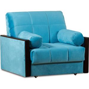 Кресло-кровать СМК Орион 084 1а 80 С68/Б86/П00 245 бирюза кресло для отдыха орион 2 oregon
