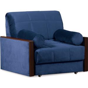 Кресло-кровать СМК Орион 084 1а 80 С68/Б86/П00 246 деним