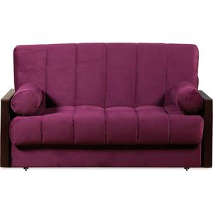 Диван-кровать СМК Орион 084 3а 140 С68/Б86/П00 244 фиолетовый диван кровать смк дюссельдорф 147 б 2д у1пф правый угол 352 alba ash