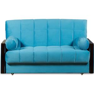 Диван-кровать СМК Орион 084 3а 140 С68/Б86/П00 245 бирюза