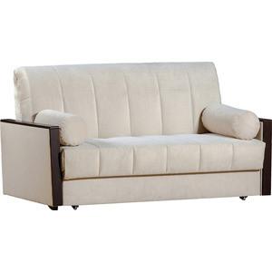 Диван-кровать СМК Орион 084 3а 140 С68/Б86/П00 43 бежевый диван кровать смк дюссельдорф 147 б 2д у1пф правый угол 352 alba ash