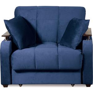 Кресло-кровать СМК Неаполь 086 1а 80 С68/Б88/П00 246 деним