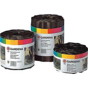 Бордюр черный Gardena 15см (00532-20.000.00) бордюр keros ceramica varna cen roses 5х50