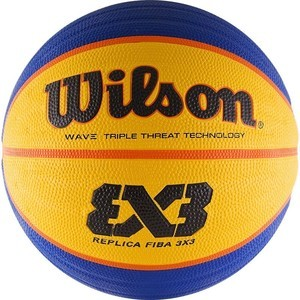 Мяч баскетбольный Wilson FIBA3x3 Replica (р.6) 2w 025 06 2 way brass air gas water solenoid valve 1 8 bsp normal close dc12v dc24v ac110v ac220v