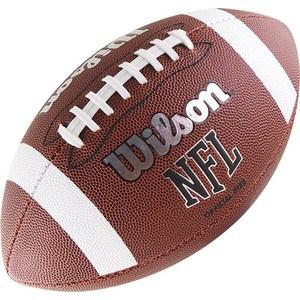 Мяч для американского футбола Wilson NFL Official Bin WTF1858XB мяч indigo 5 official 1132