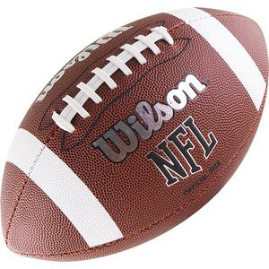 Мяч для американского футбола Wilson NFL Official Bin WTF1858XB norfin rore nfl