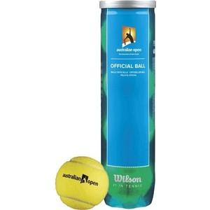 Мячи теннисные Wilson Australian Open WRT113000