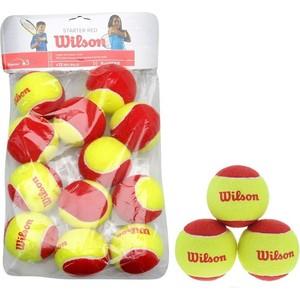 Мячи теннисные Wilson Starter Red WRT137100
