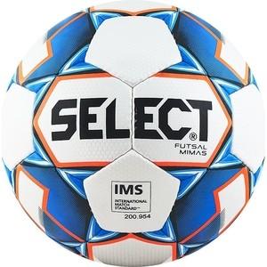 Мяч футзальный Select Futsal Mimas 852608-002 р.4 мяч футзальный select futsal samba 852618 005 р 4
