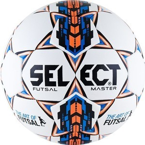 Мяч футзальный Select Futsal Master 852508-002 р.4 мяч футзальный mitre futsal tempest