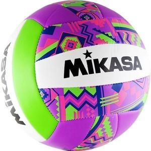Мяч для пляжного волейбола Mikasa GGVB-SF (р.5) mikasa mgv500 wbk