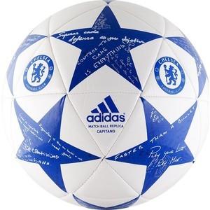 Мяч футбольный Adidas Finale16 Capitano Chelsea FC (р.5)
