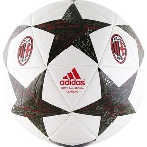 Мяч футбольный Adidas Finale 16 Capitano AC Milan'' (р.5)