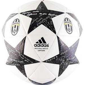 Мяч футбольный Adidas Finale 16 Capitano Juventus (р.5)
