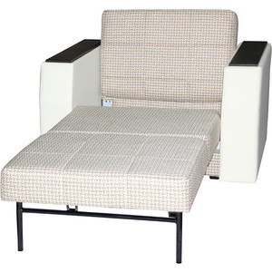 Кресло-кровать АртМебель Атлант основа Корф-02 экожа белый андрей корф эротический этюд 43