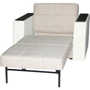 Кресло-кровать АртМебель Атлант осн. Корф-02. комп. Рог. Беж.