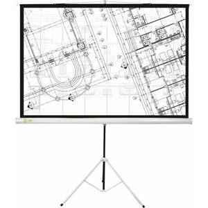 Экран для проектора Cactus CS-PST-127x127 1:1 напольный