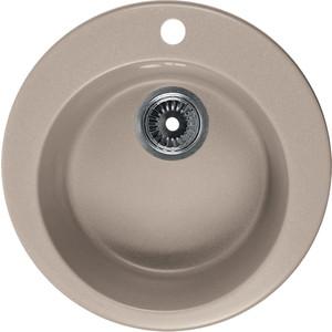 Мойка кухонная Rossinka 47 с сифоном (RS47R-Beige) whirlpoolpumpe ja50 zirkulationspumpe umwalzpumpe spa pump 0 5 ps 370 watt