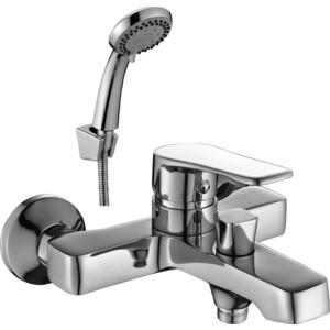 Смеситель для ванны Decoroom с коротким изливом (DR39036)