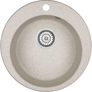 Мойка кухонная Granula 41,5х49 см пирит (GR-4801 пирит)