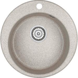 Мойка кухонная Granula 41,5х49 см классик (GR-4801 классик) кухонная мойка granula 4201 классик