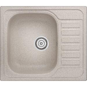 Мойка кухонная Granula 57,5х49,5 см классик (GR-5801 классик) кухонная мойка granula 4201 классик