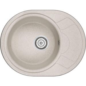 Мойка кухонная Granula 57,5х44,5 см пирит (GR-5802 пирит)