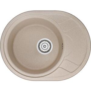 Мойка кухонная Granula 57,5х44,5 см песок (GR-5802 песок)
