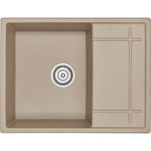 Мойка кухонная Granula 65х50 см песок (GR-6501 песок)
