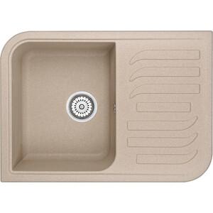 Мойка кухонная Granula 69,5х49,5 см песок (GR-7001 песок) скакалка скоростная proxima crossfit jr 7001 r red