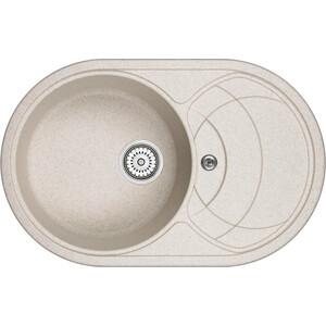 Мойка кухонная Granula 77,5x49,5 см пирит (GR-7801 пирит) мойка кухонная granula 77 5x49 5 см песок gr 7801 песок