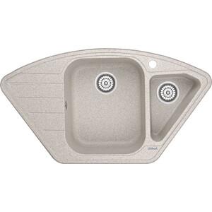Мойка кухонная Granula 89x49 см классик (GR-9101 классик) мойка кухонная granula 89x49 см арктик gr 9101 арктик