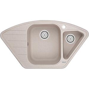 Мойка кухонная Granula 89x49 см антик (GR-9101 антик) мойка кухонная granula 89x49 см арктик gr 9101 арктик