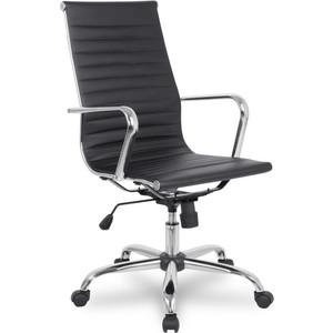 цена Кресло руководителя College H-966L-1 Black