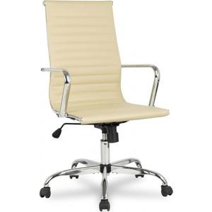Кресло руководителя College H-966L-1 Beige кресло руководителя college hlc 0802 1 бежевый