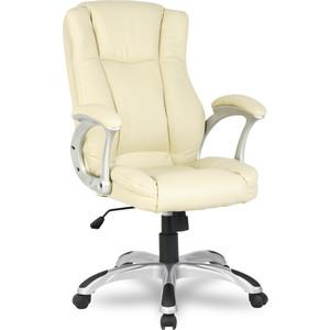 Кресло руководителя College HLC-0631-1 Beige кресло руководителя college hlc 0631 1 экокожа бежевый
