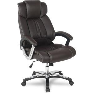 Кресло руководителя College H-8766L-1 Brown кресло руководителя college hlc 0802 1 бежевый