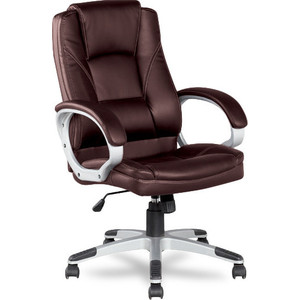 Кресло руководителя College BX-3177 Brown кресло компьютерное college bx 3177 black