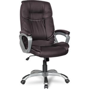 Кресло руководителя College CLG-615 LXH Brown кресло руководителя college clg 617 lxh a black