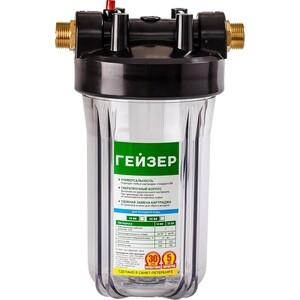 Фильтр предварительной очистки Гейзер Корпус BB 10''x1'' прозрачный (50548)