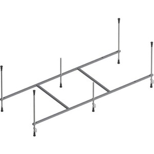 Каркас Am.Pm Like для ванны A0 150х70 см (W80A-150-070W-R) панель фронтальная am pm like w80a 150 070w p