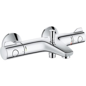 Термостат Grohe Grohtherm 800 для ванны (34564000) grohe veris 13242000 для ванны