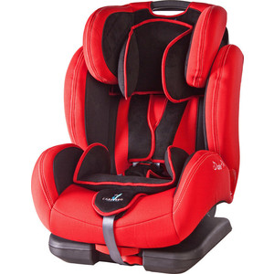Автокресло Caretero Diablo XL (9-36 кг) RED (красный)