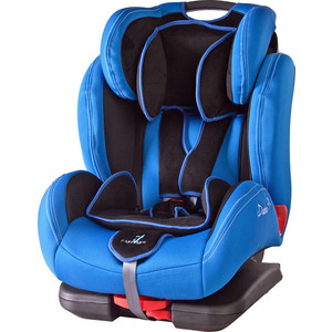 Автокресло Caretero Diablo XL (9-36 кг) BLUE (синий)
