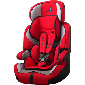 Автокресло Caretero Falcon (9-36 кг) RED (красный)